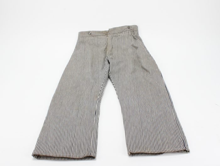 trousers, striped (am 1929.195.27 1)
