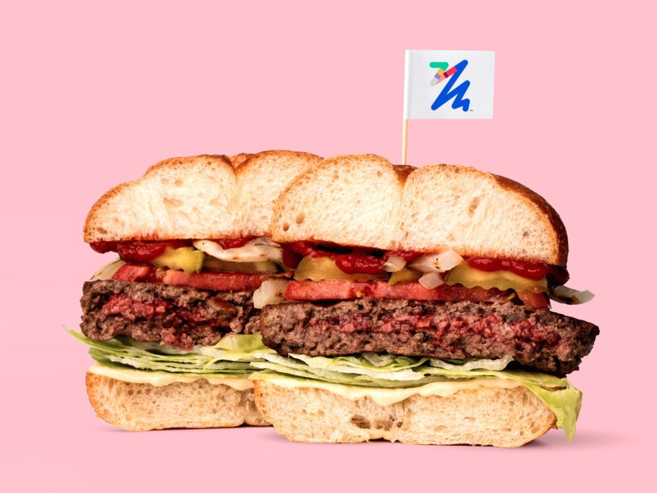 人工肉 impossibleburger