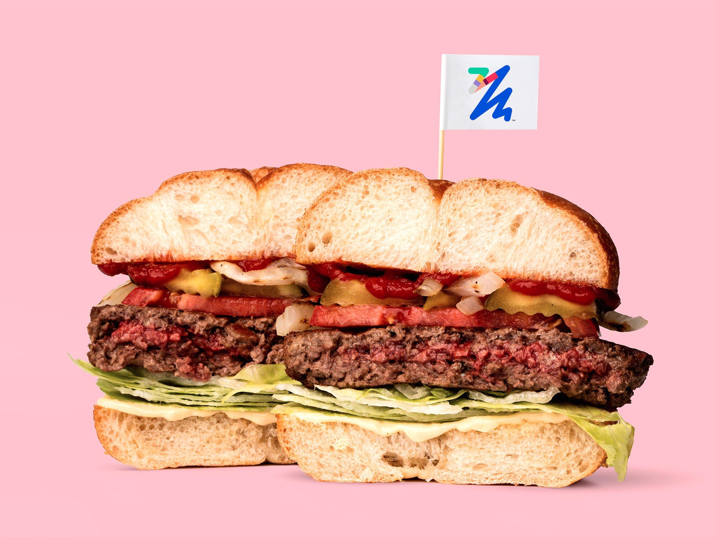 人工肉 impossibleburger