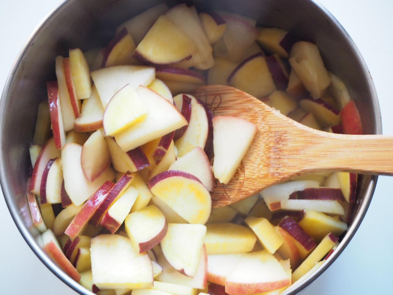 apple&sweetpotato