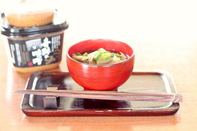 電子味噌汁