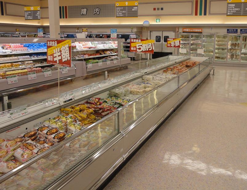 冷凍商品特売