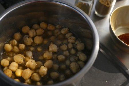 ひよこ豆スパイス2