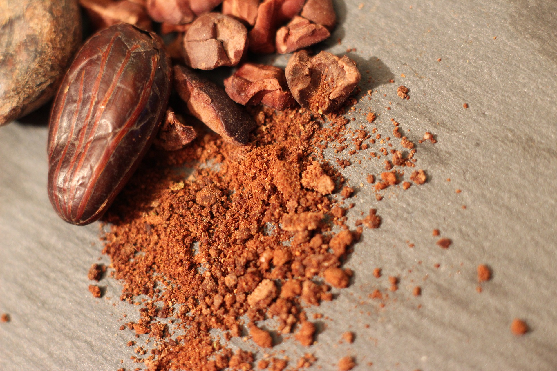 板チョコ 豆