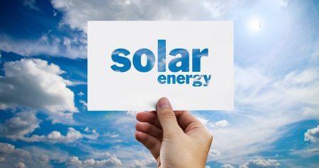 ソーラーエネルギーロゴ