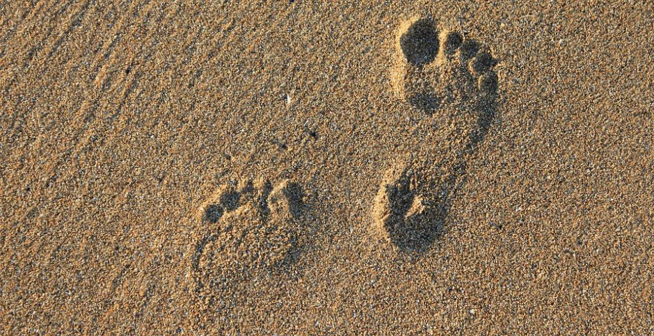 footprint-2353510_960_720
