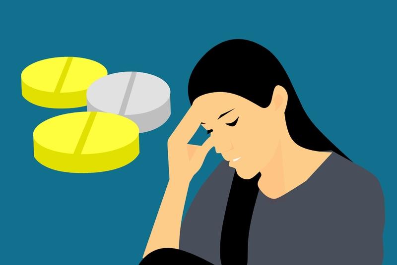 headache migraine medicine tress head pain 1448737 pxhere.com