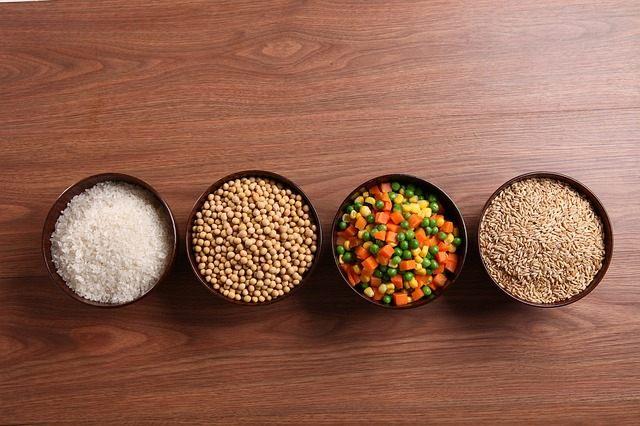 穀物・豆類