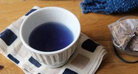 えっ藍って飲めるの!真っ青だけど美味しい藍茶の飲み方とアレンジテクニック。〜IN YOUMarketで出会ったオーガニックな世界vol.1〜