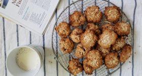 安心安全な菓子は手作りが一番! 味覚障害にならないためには? 市販品と自家製との差は?バナナドロップクッキーの作り方。