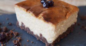 乳製品なし!簡単ヴィーガンプロテインチーズケーキの作り方