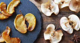 保存食にも|りんごで簡単オーガニックドライフルーツの作り方(ドライタイプ・セミドライタイプ)