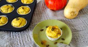 卵なし・バターなし!簡単ヴィーガンかぼちゃマフィンの作り方