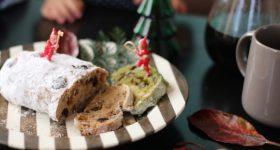 白砂糖、乳製品、卵不使用!簡単本格シュトーレンの作り方|クリスマスレシピ