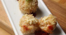 玄米ご飯がお弁当のや夜ご飯のおかずに大変身!子供も大人も大喜びの大人気「ノンフライ玄米ライスコロッケ」レシピ