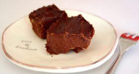 低糖質!砂糖不使用!脂質と栄養を手軽に補給できるデザート、アボカドチョコガナッシュの作り方。