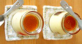 材料たったの4つだけ。ザ・シンプル!で超無添加な「無糖プリン=栄養プリン」の作り方。