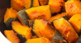 【食養レシピ】基本に戻ろう!甘みを最大限に引き出す『かぼちゃの塩煮』の作り方。